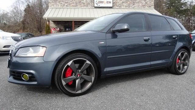2011 Audi A3 2.0T Premium Wagon FWD