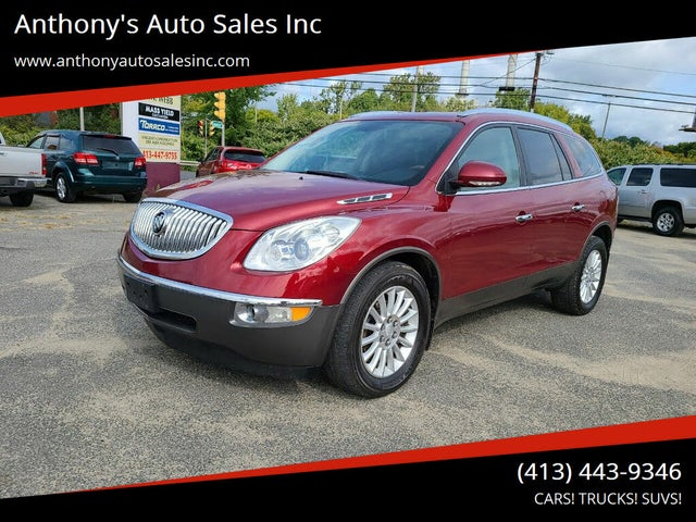 2011 Buick Enclave CX AWD