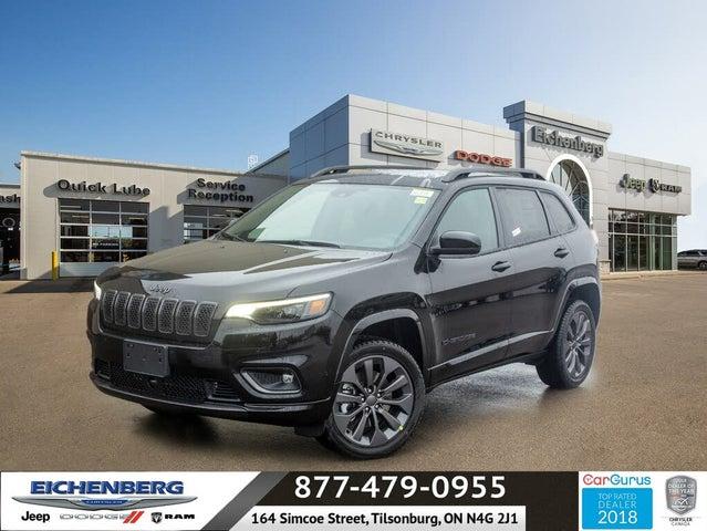 2021 Jeep Cherokee High Altitude 4WD
