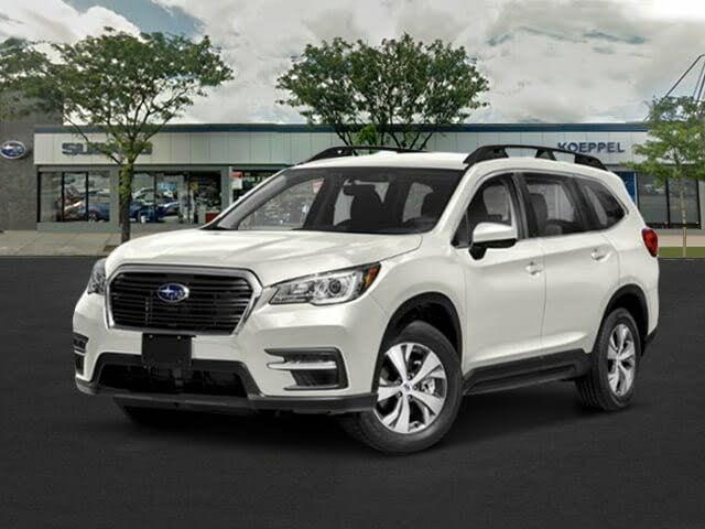2021 Subaru Ascent Premium 7-Passenger AWD