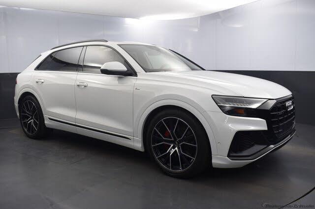 2019 Audi Q8 3.0t quattro Prestige AWD