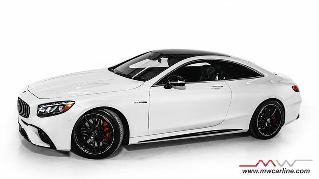 2020 Mercedes-Benz S-Class S AMG 63 4MATIC Coupe AWD