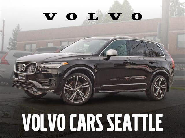 2017 Volvo XC90 T5 R-Design AWD