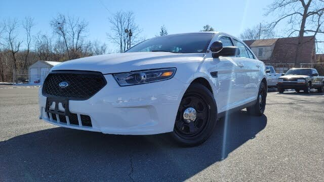 2017 Ford Taurus Police Interceptor