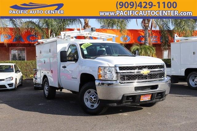2014 Chevrolet Silverado 2500HD Work Truck LB 4WD