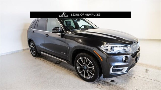 2018 BMW X5 xDrive40e iPerformance AWD
