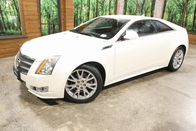2011 Cadillac CTS Coupe 3.6L Performance RWD