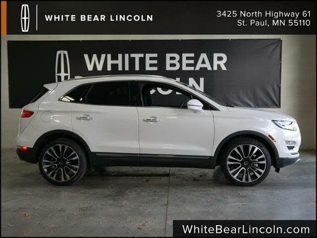 2019 Lincoln MKC Black Label AWD