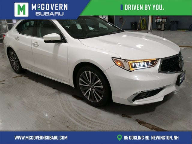 2018 Acura TLX V6 SH-AWD with Advance Package