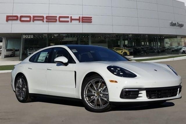 2020 Porsche Panamera 10 Years Edition RWD