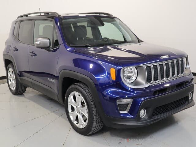 2020 Jeep Renegade Limited FWD
