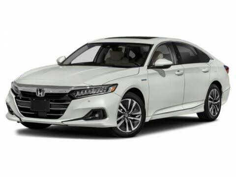 2021 Honda Accord Hybrid EX-L FWD