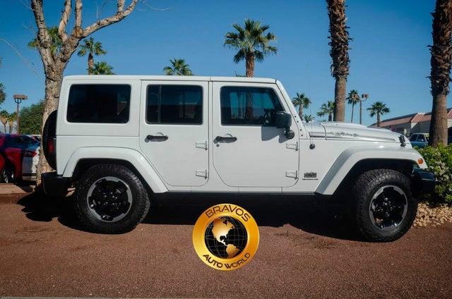 2014 Jeep Wrangler Unlimited Polar Edition 4WD