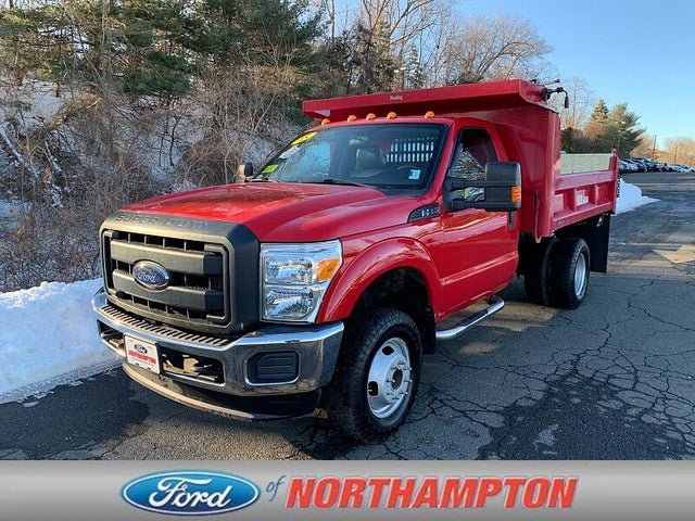 2015 Ford F-350 Super Duty Chassis XL DRW 4WD