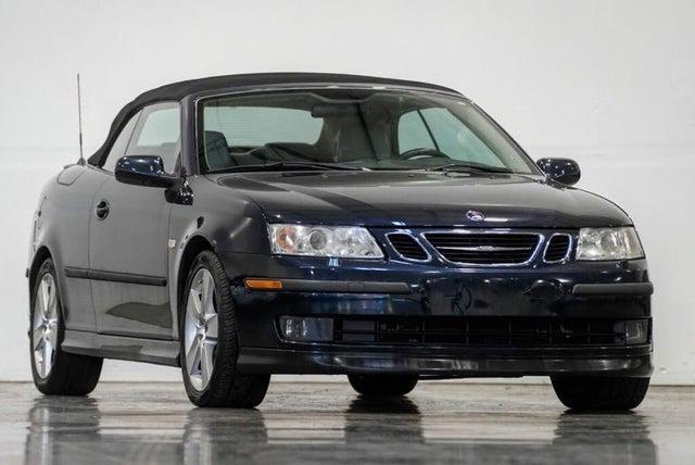 2006 Saab 9-3 Aero Convertible