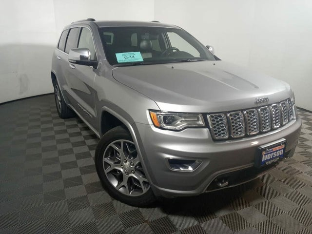 2020 Jeep Grand Cherokee Overland 4WD