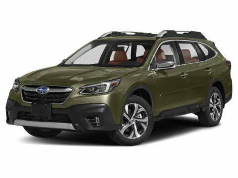 2021 Subaru Outback Touring XT Crossover AWD