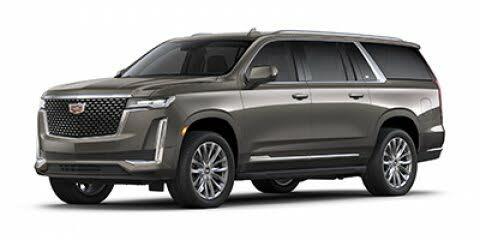 2021 Cadillac Escalade ESV Premium Luxury AWD