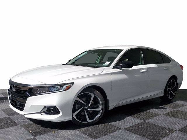 2021 Honda Accord Sport Special Edition FWD