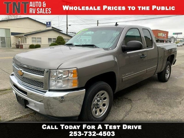 Used 2013 Chevrolet Silverado 1500 Work Truck For Sale Right Now Cargurus