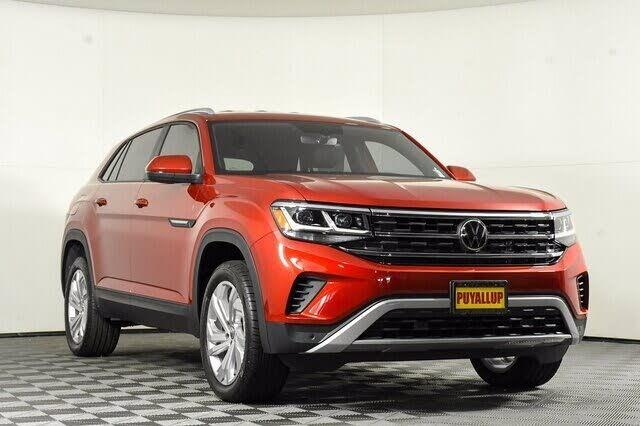 2020 Volkswagen Atlas Cross Sport 3.6L SE 4Motion with Technology