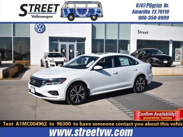 2021 Volkswagen Passat 2.0T SE FWD