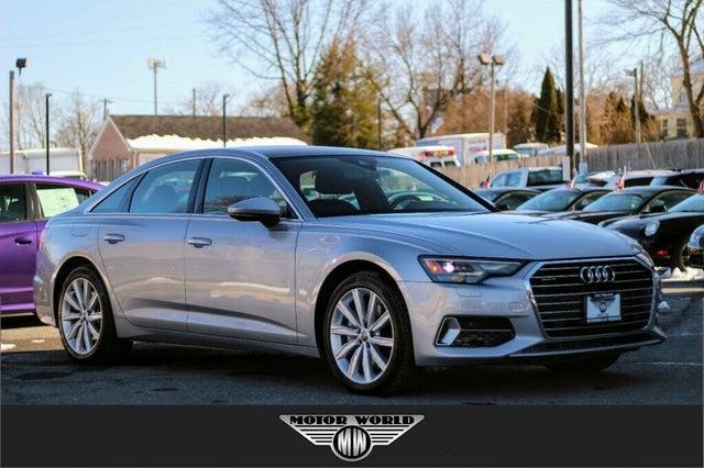 2019 Audi A6 2.0T quattro Premium Sedan AWD