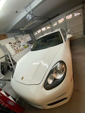 2015 Porsche Panamera E-Hybrid S RWD