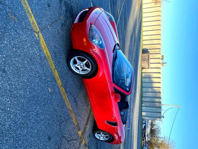 2002 Toyota MR2 Spyder 2 Dr STD Convertible