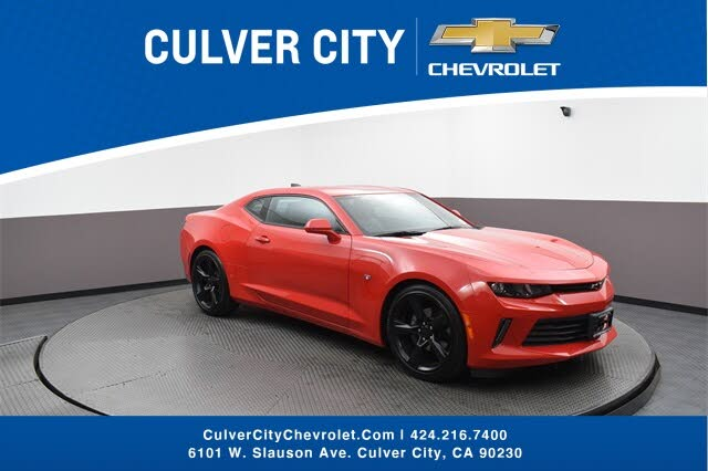 2018 Chevrolet Camaro 2LT Coupe RWD
