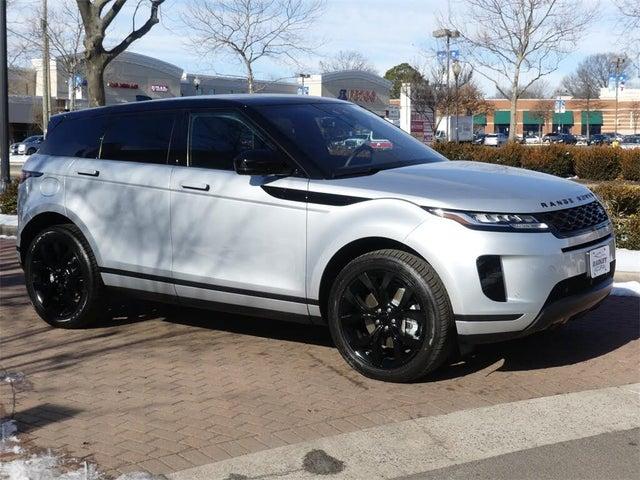 2020 Land Rover Range Rover Evoque P250 S AWD