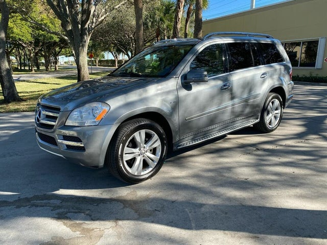 Used 2012 Mercedes Benz Gl Class Gl 350 Bluetec For Sale Right Now Cargurus