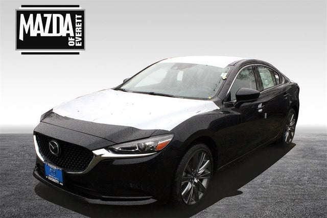 2021 Mazda MAZDA6 GS-L FWD