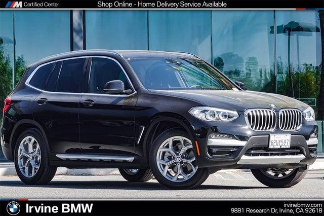 2020 BMW X3 sDrive30i RWD