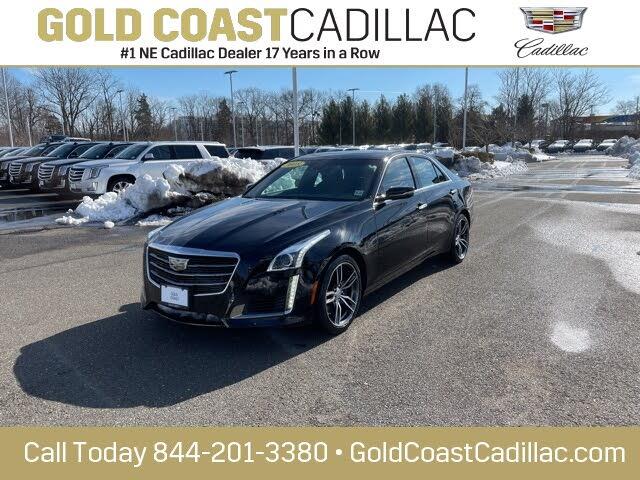 2018 Cadillac CTS 3.6TT V-Sport Premium Luxury RWD