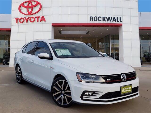 2018 Volkswagen Jetta GLI 2.0T FWD