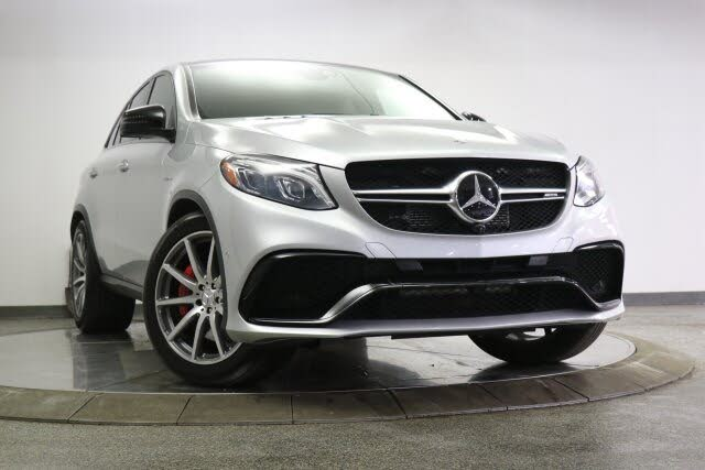 2018 Mercedes-Benz GLE-Class GLE AMG 63 4MATIC S Coupe