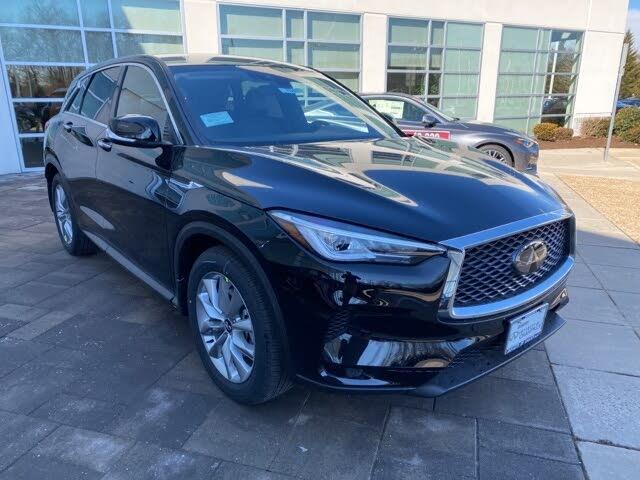 2021 INFINITI QX50 Pure AWD