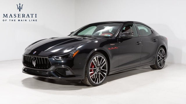 2021 Maserati Ghibli Trofeo RWD