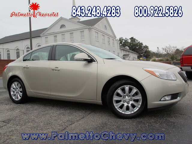 2013 Buick Regal Sedan FWD