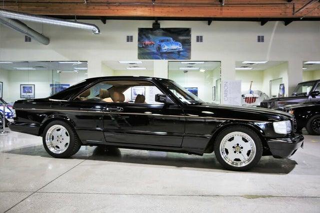 1990 Mercedes-Benz 560-Class 2 Dr 560SEC Coupe