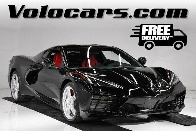 2020 Chevrolet Corvette Stingray 1LT Coupe RWD