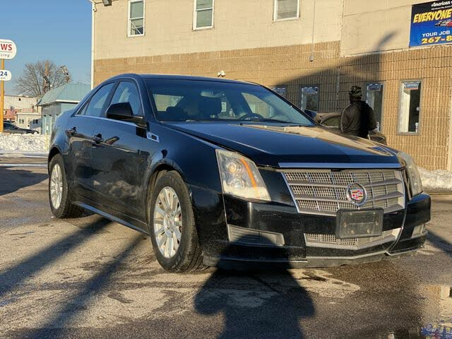 Used Cadillac Cts With Manual Transmission For Sale Cargurus Com