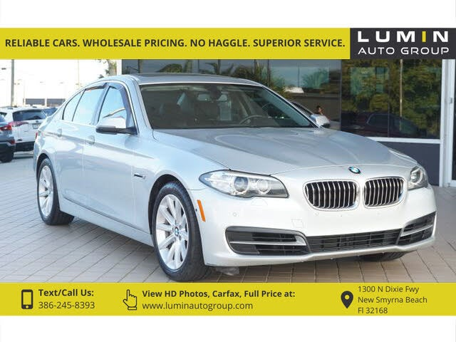 Used 2014 Bmw 5 Series 535i Xdrive Sedan Awd For Sale Right Now Cargurus