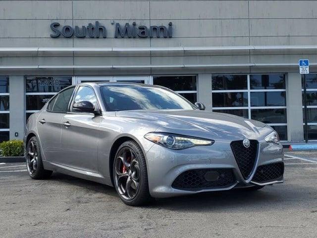 2021 Alfa Romeo Giulia Ti Sport RWD
