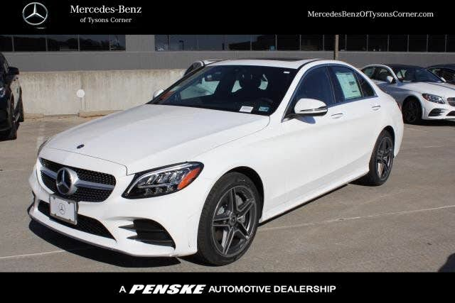 2020 Mercedes-Benz C-Class C 300 4MATIC Sedan AWD