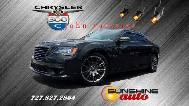 2014 Chrysler 300 John Varvatos Limited Edition RWD