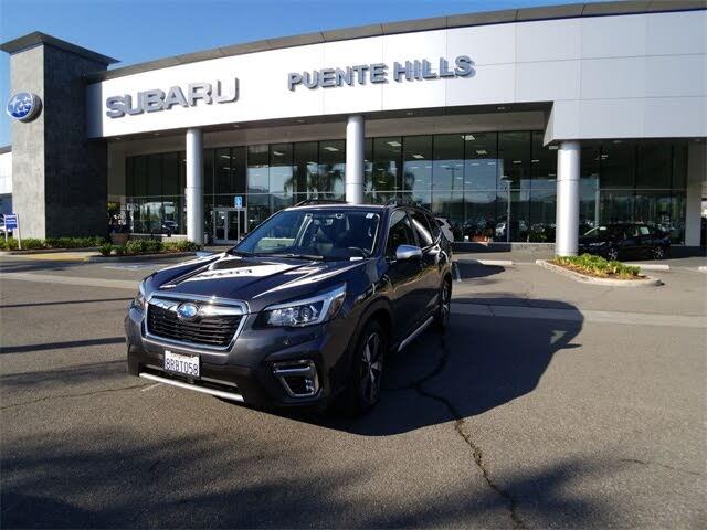 2020 Subaru Forester 2.5i Touring AWD