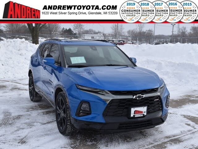 2020 Chevrolet Blazer RS AWD