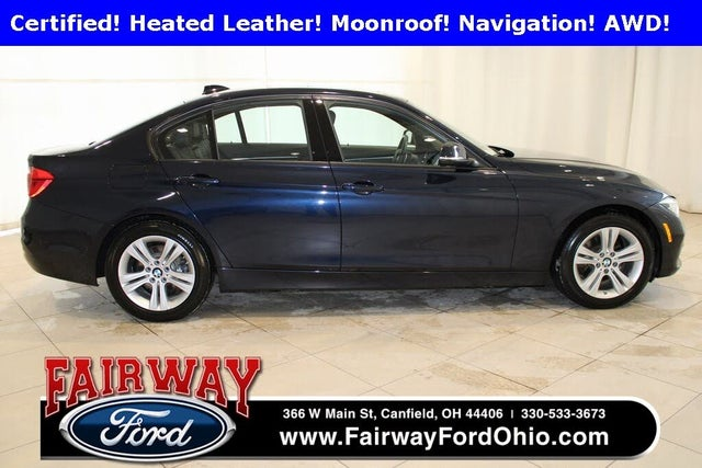 2016 BMW 3 Series 328i xDrive Sedan AWD